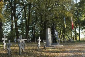 Prawosławny cmentarz wSahryniu.